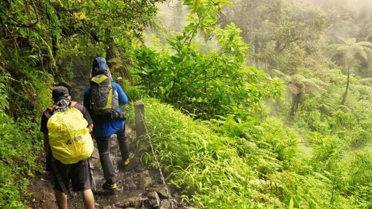 Tak Akan Terlupakan Ketika Mendaki Gunung - teman