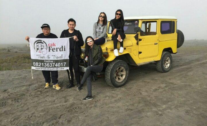 Paket Wisata Bromo (Malang)